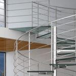 citygate doors - stainless hand rail
